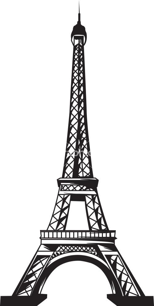 Torre eiffel clipart.