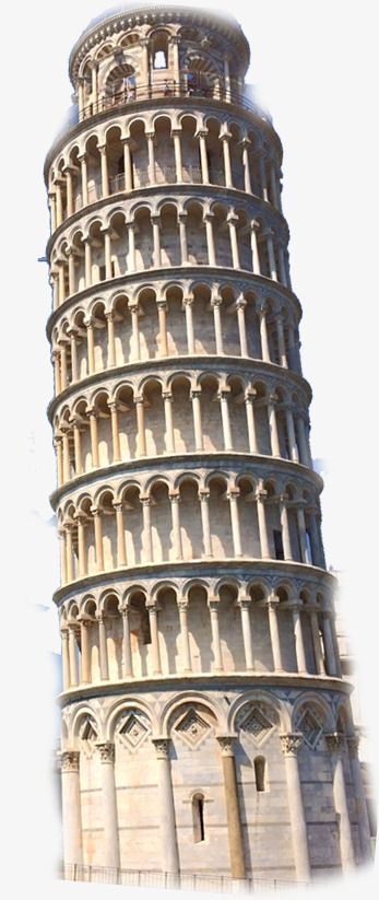 Download Free png Leaning Tower Of Pisa, Building, Italy.