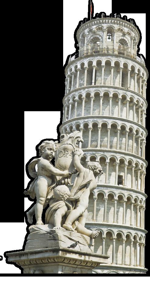 Torre de pisa png 2 » PNG Image.