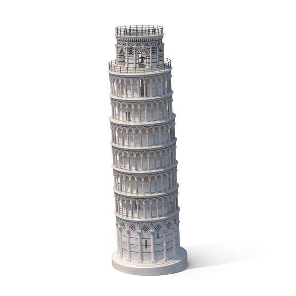 Leaning Tower of Pisa PNG Images & PSDs for Download.