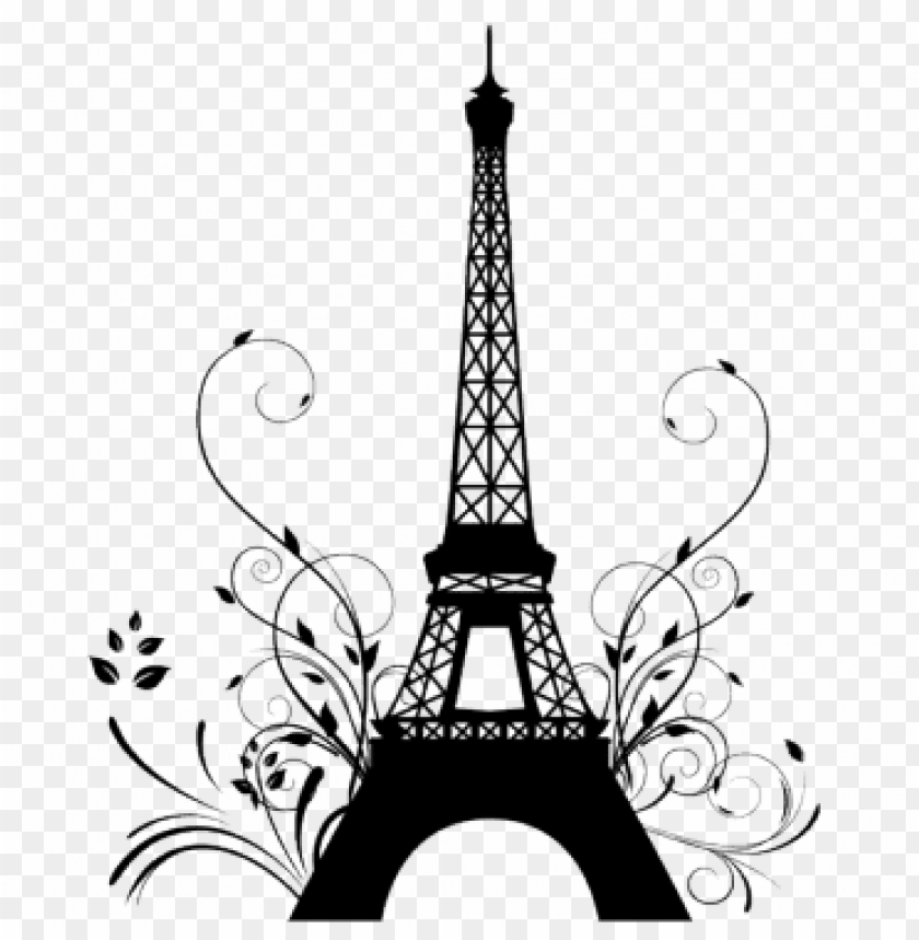 torre eiffel dibujo facil PNG image with transparent.