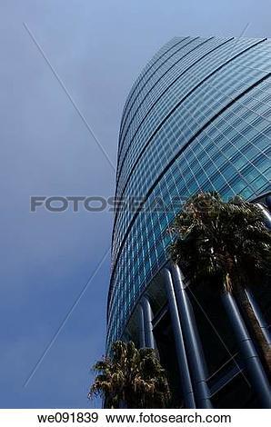 Stock Photograph of Torre Mayor Av Reforma Ciudad de Mexico.