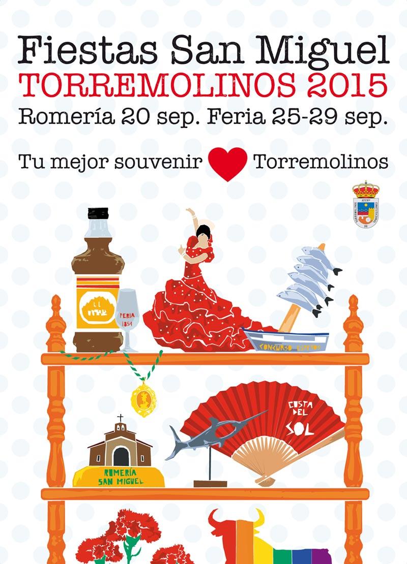 La Feria de Torremolinos.