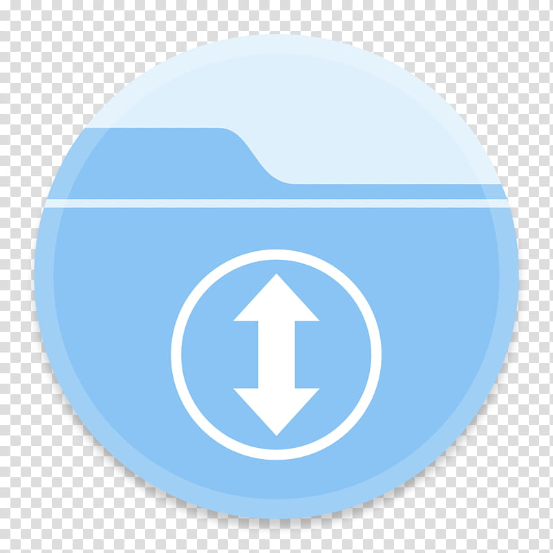 Button UI Custom Folders, Torrents icon transparent.