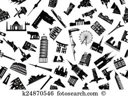 Torres Clipart Illustrations. 14 torres clip art vector EPS.