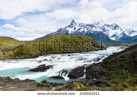 Torres Del Paine National Park Stock Photos, Royalty.