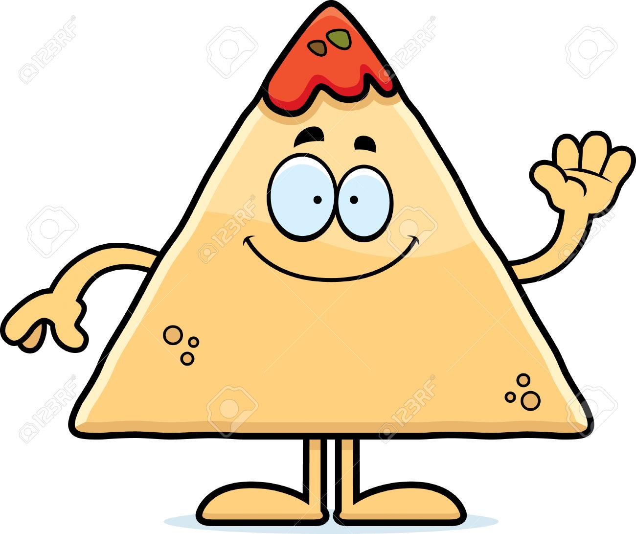 Showing post & media for Cartoon tortilla chips clip art.