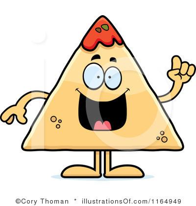 Tortilla Chips Clipart.