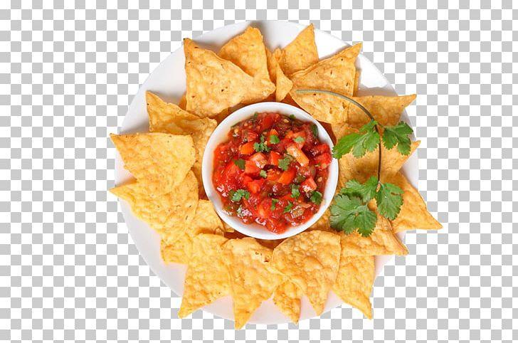Salsa Pico De Gallo Nachos Chili Con Carne Chips And Dip PNG.