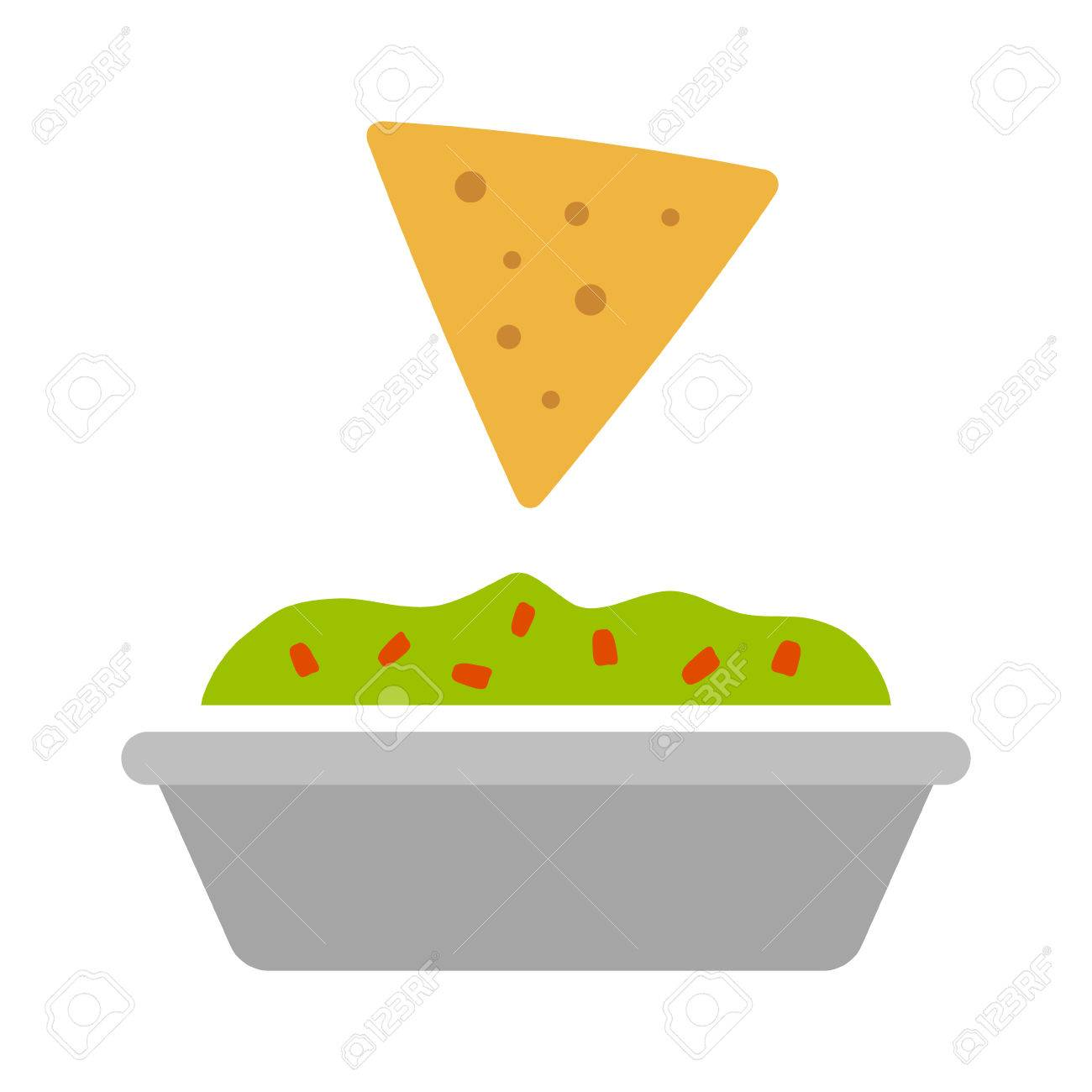 Tortilla chip clipart 3 » Clipart Station.