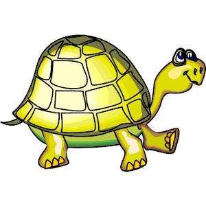 Free Clip Art Tortoise.