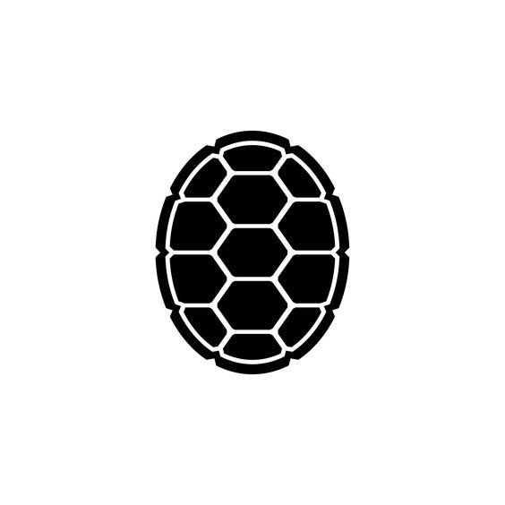 Ninja Turtle Shell Clip Art Clipart.
