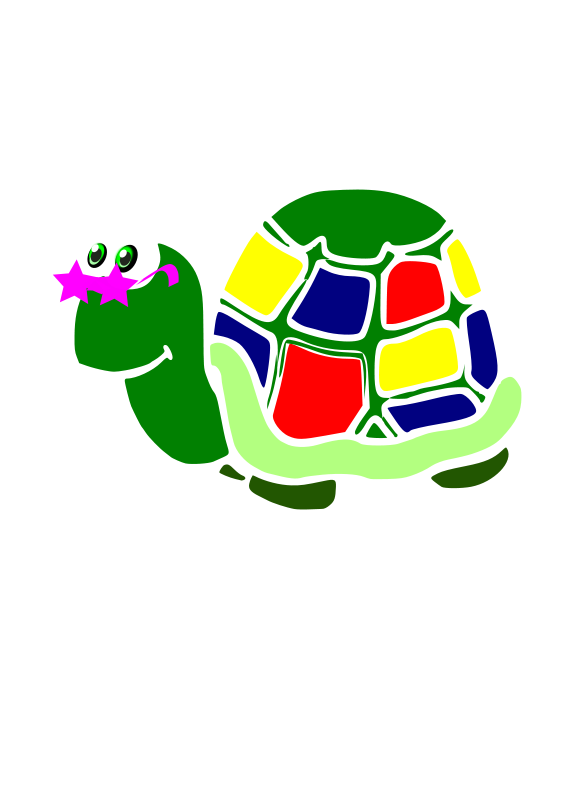 Free Clipart: Tortuga.