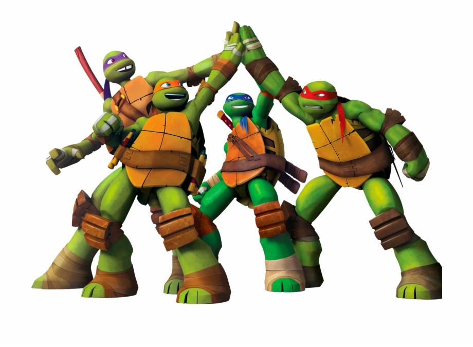 Tortugas Ninja Png.