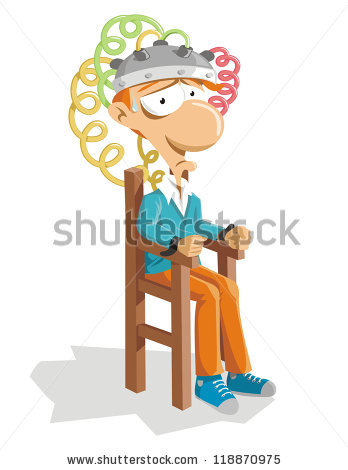 Electric Chair Stock Photos, Royalty.