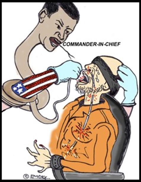 Torture Clipart.