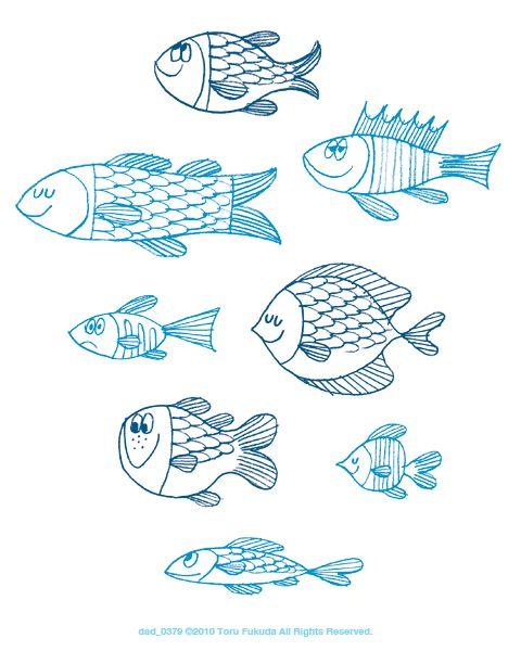 Fish, Fish art and Door decs on Pinterest.