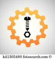 Torx Clip Art Royalty Free. 15 torx clipart vector EPS.