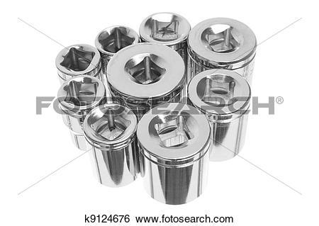 Stock Images of Torx Socket Set k9124676.