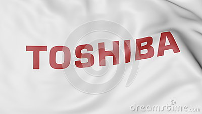 Toshiba Logo Stock Illustrations.