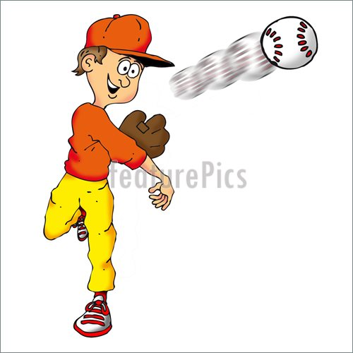 Ball toss clipart.