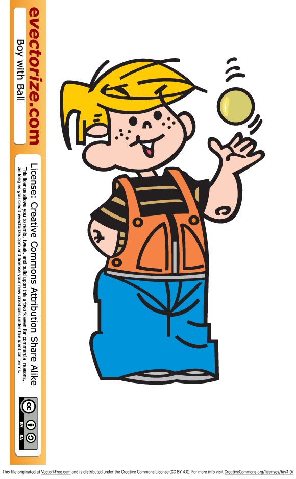 Showing post & media for Ball toss clip art cartoon.