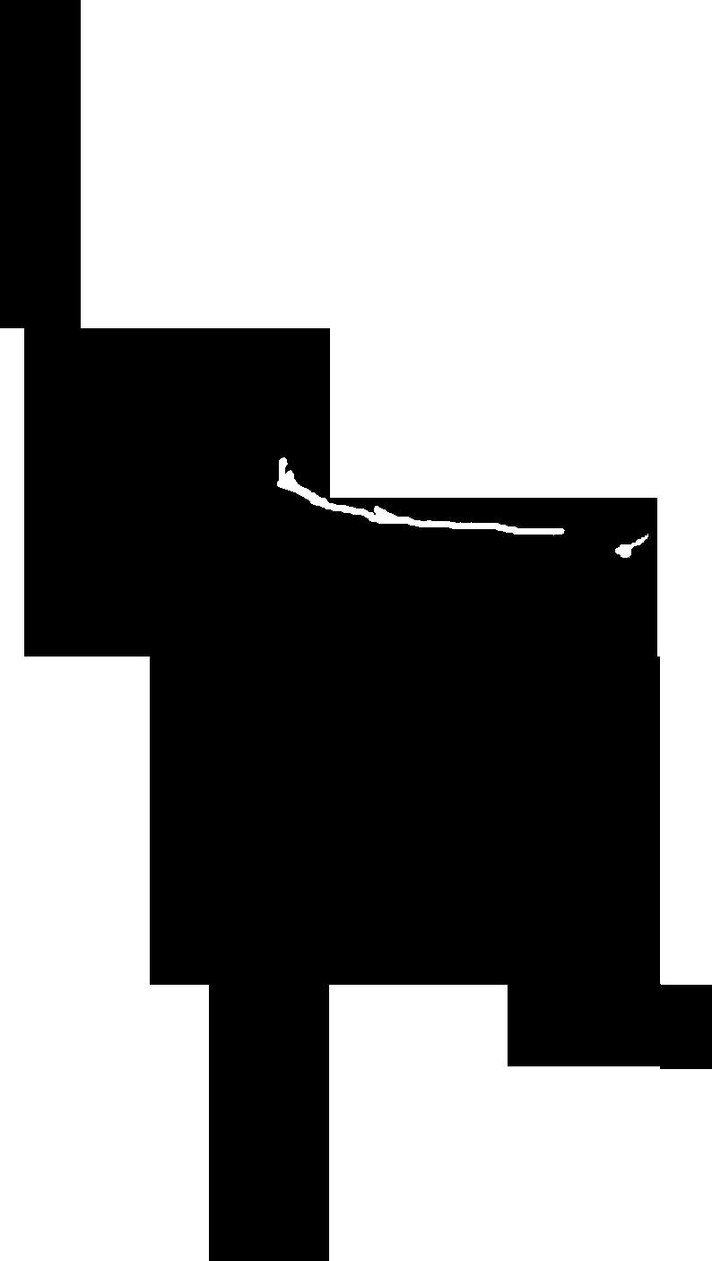 Colorguard clipart silhouette flag.