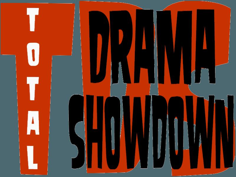 Total Drama Island Logo.