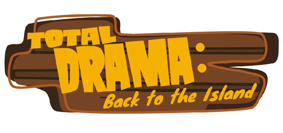 Total Drama: Back to the Island.