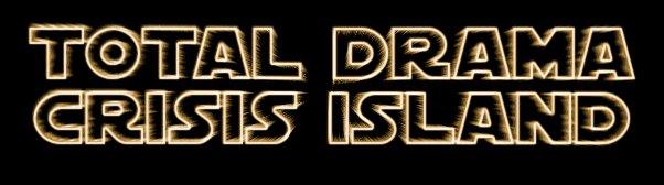 Total Drama Crisis Island logo. Free logo maker..