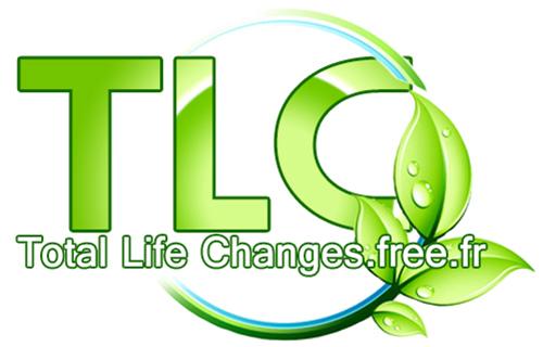 Total life changes Logos.