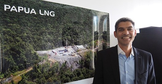 Papua LNG project \'definitively\' going ahead in Papua New.