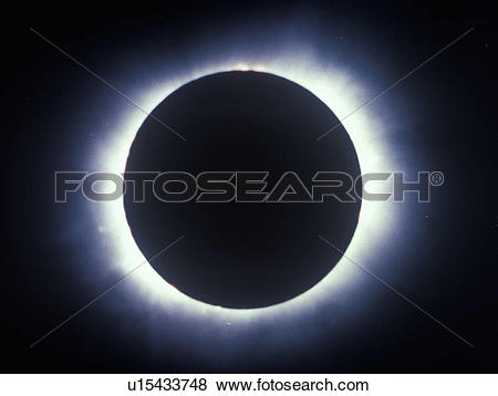 Pictures of A total solar eclipse with corona u15433748.