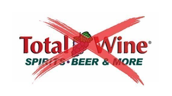 Petition · Keep Total Wine out + Local Wine+ Liquor Stores.