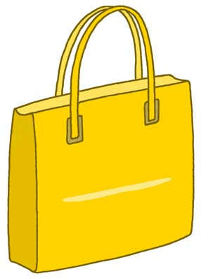 Tote Bag Clipart.
