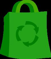 Carrier bag clipart #1