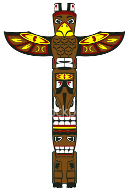 Totem Clipart.