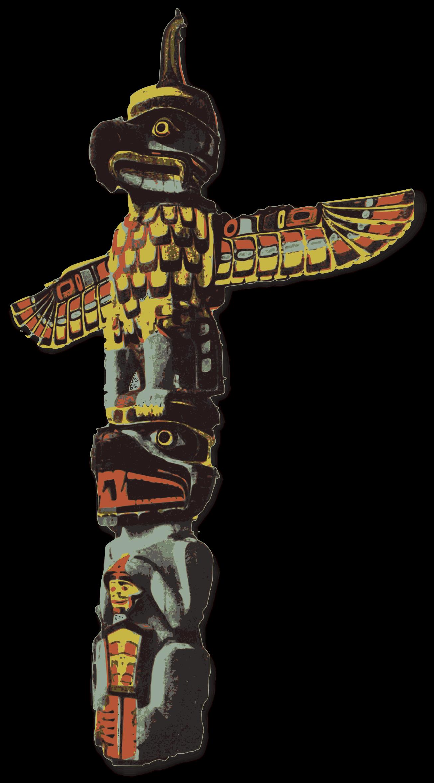 PNG Totem Pole Transparent Totem Pole.PNG Images..
