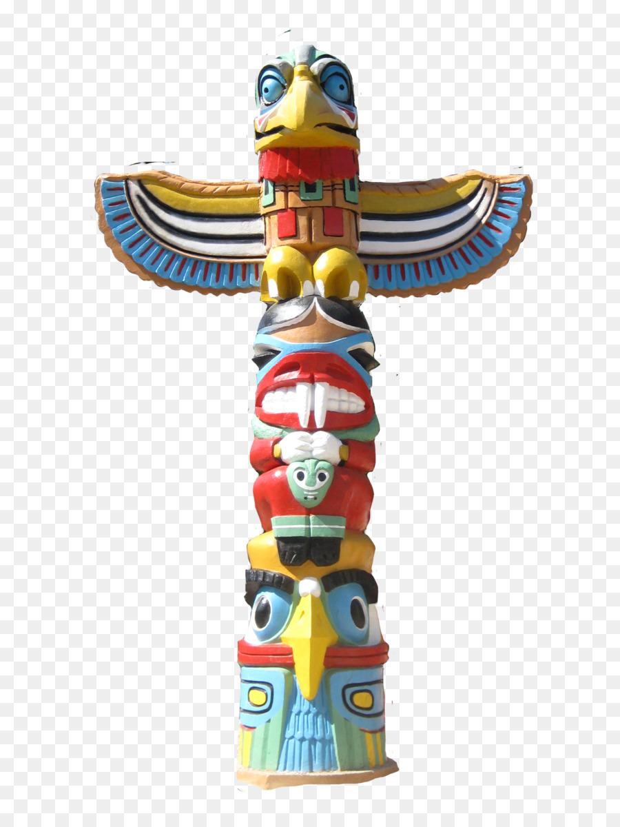 Totem Pole Totem png download.