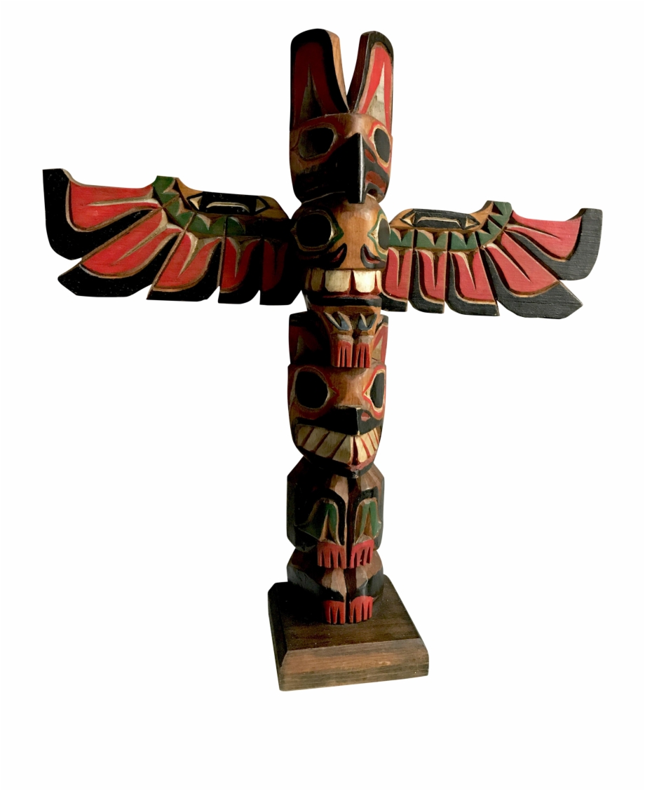 Totem Pole, Pacific Northwest, Totem, Artifact Png.