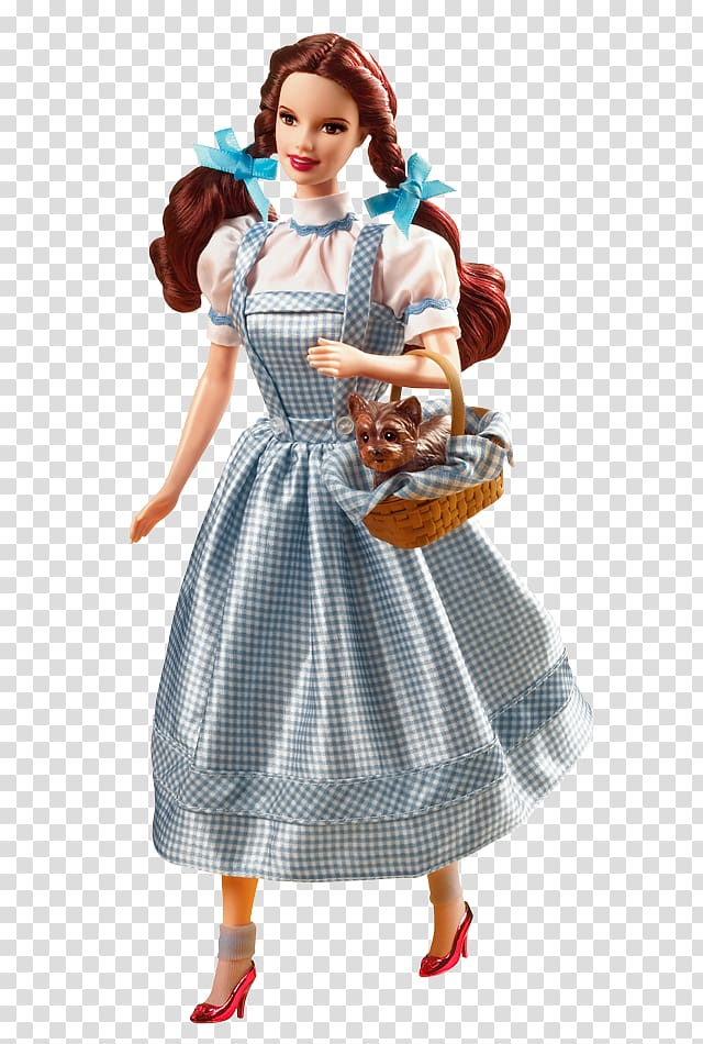 Dorothy Gale The Wizard of Oz Dorothy Barbie Doll #N6559.