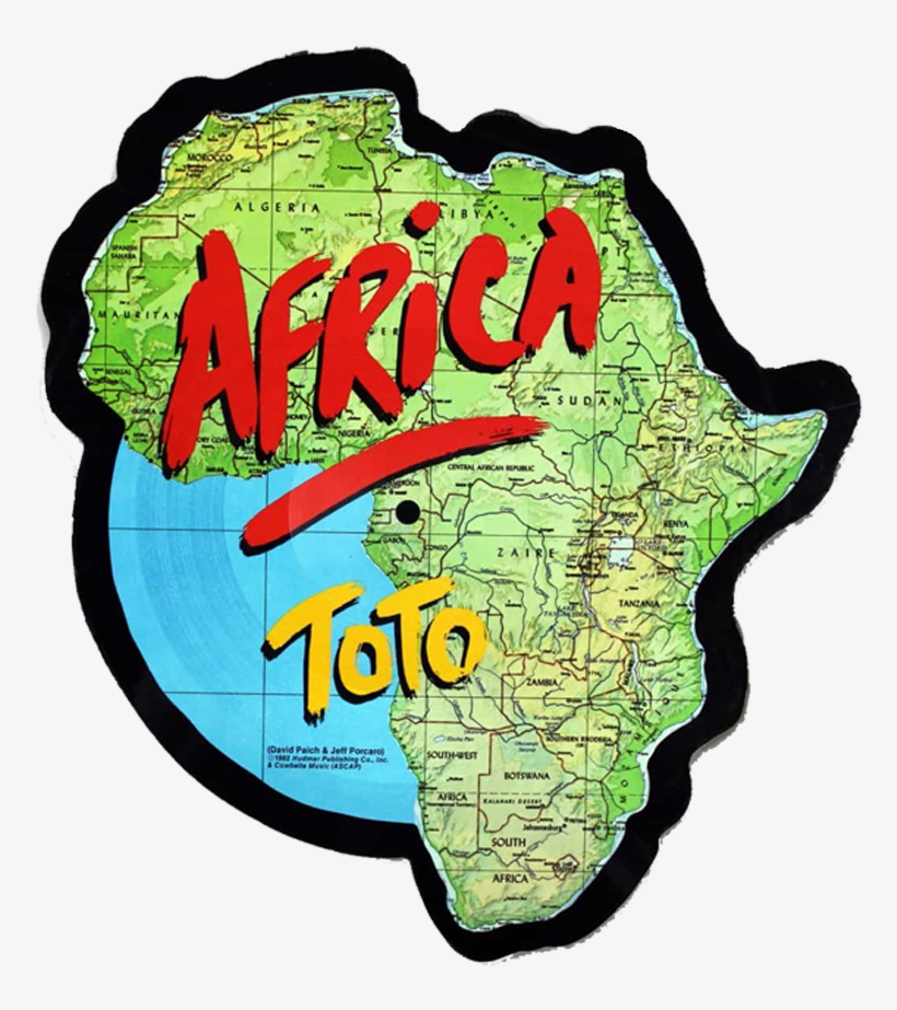 Toto Africa PNG Image.