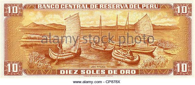 Banknote Peru Peruvian Stock Photos & Banknote Peru Peruvian Stock.