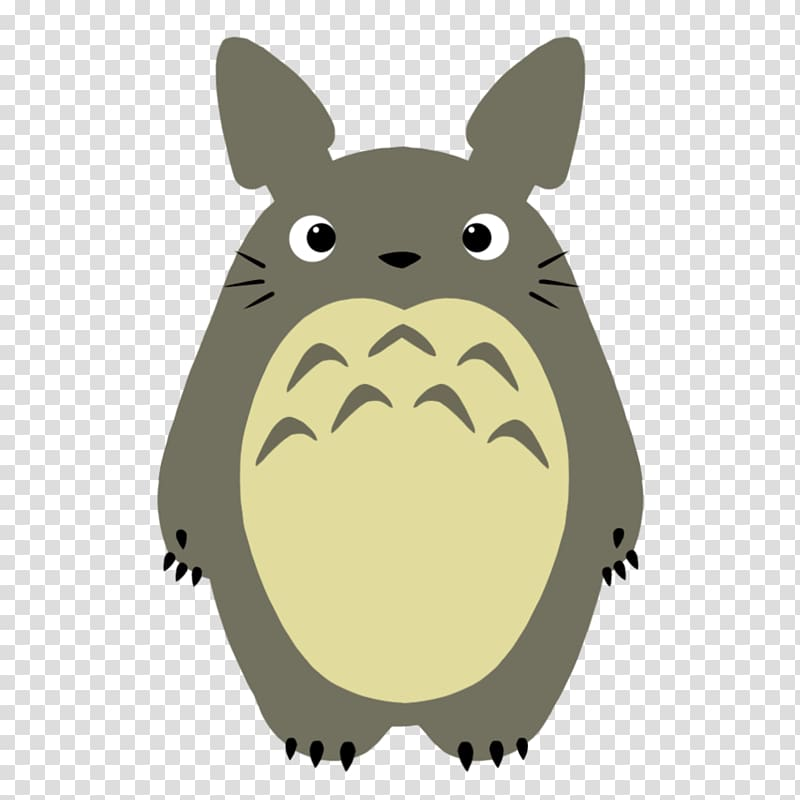 Catbus Totoro Drawing, totoro transparent background PNG.