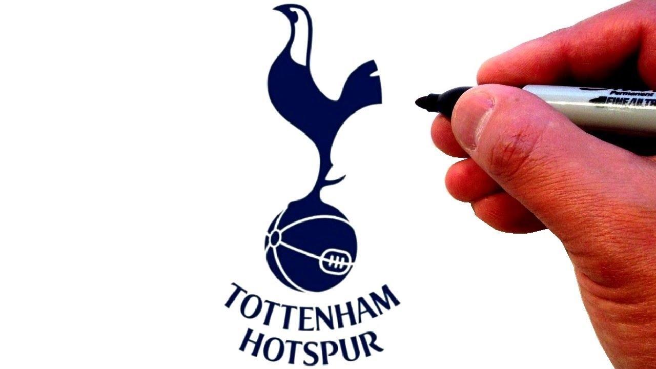 How to Draw the Tottenham Hotspur F.C. Logo.