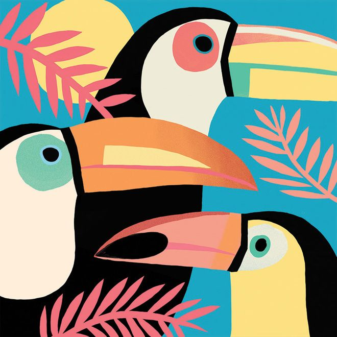 1000+ images about toucans on Pinterest.