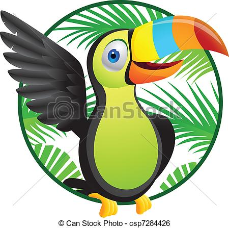 Toucan Clipart and Stock Illustrations. 2,688 Toucan vector EPS.