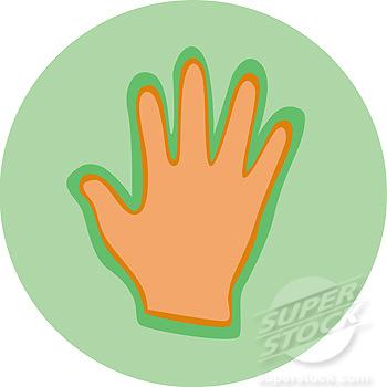 Clip Art Sense Of Touch Clipart.