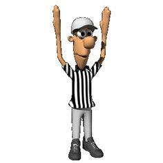 touchdown.