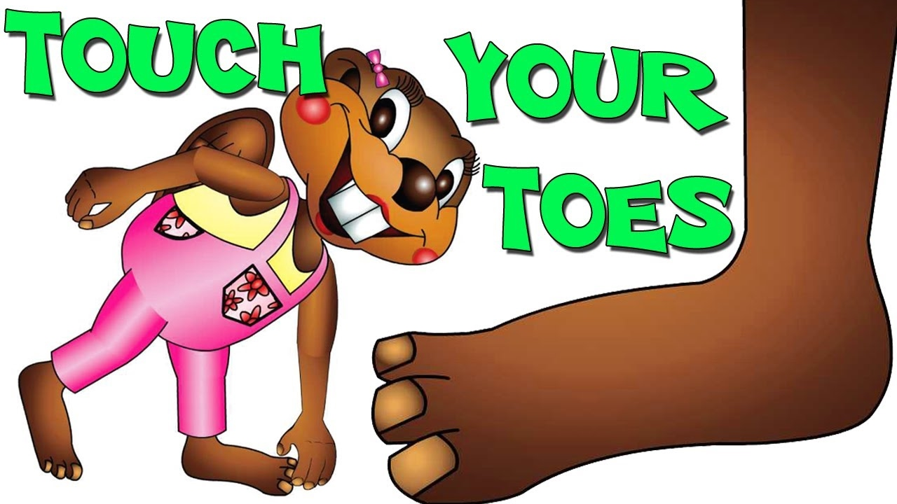 Touch Your Toes.